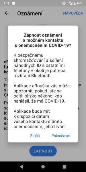 eRouška aplikace 05