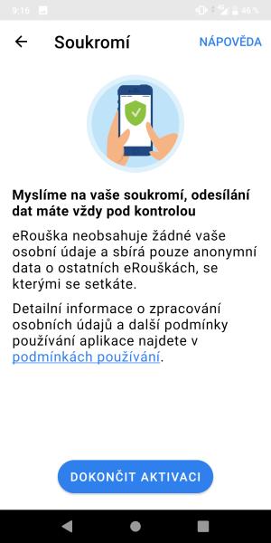 eRouška aplikace 07