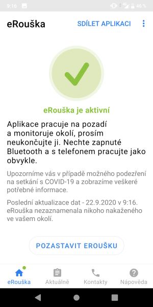 eRouška aplikace 08