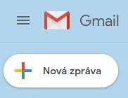 Nová zpráva Gmail