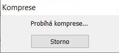 Outlook komprimace PST 6