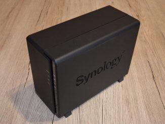 Synology NAS ds218play