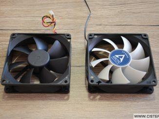 Výměna ventilátoru NAS Synology 3