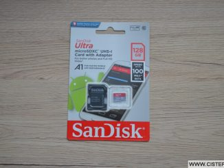 128 GB Sandisk Ultra micro sdhc karta