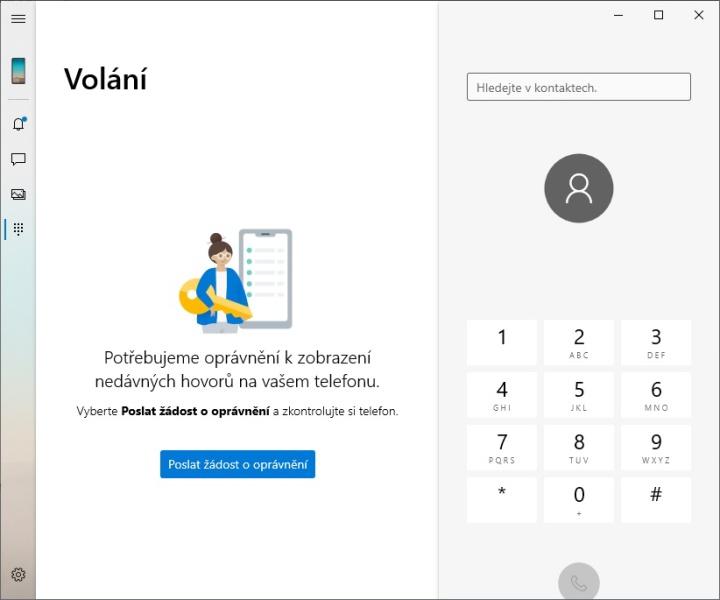 Propojení mobilu Android s Windows 10 - 10