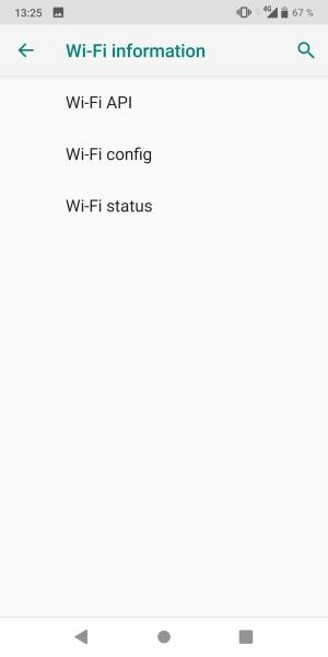 Rozšířená nastavení mobilu 5