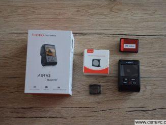 Viofo a119 v3 kamera