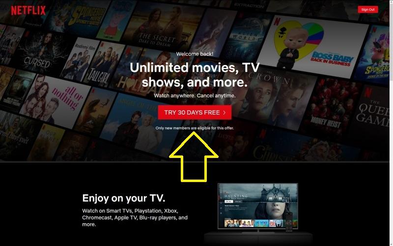 Netflix přihlášení 08