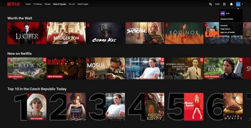 Netflix přihlášení 19