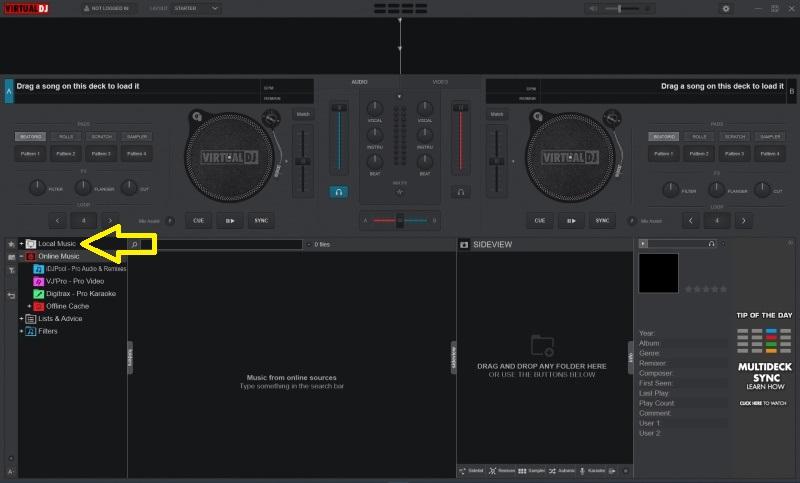 Virtual DJ 03