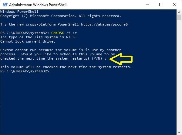 Windows PowerShell 3