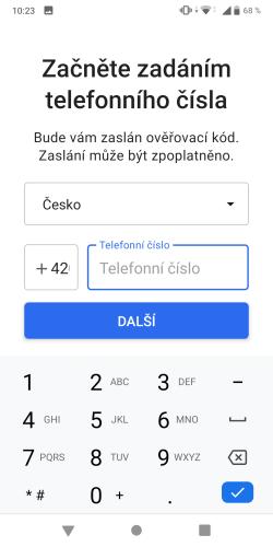 Signal aplikace 08