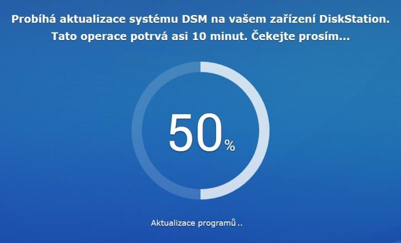 Jak aktualizovat Synology DSM 3