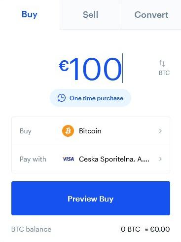 Jak koupit Bitcoin 1