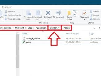 Microsoft Edge - Program Files
