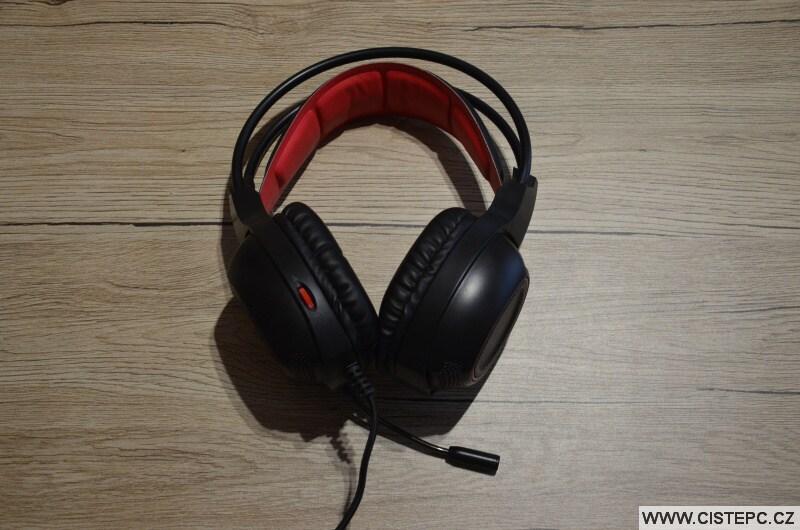 Sluchátka Niceboy Oryx X200 2
