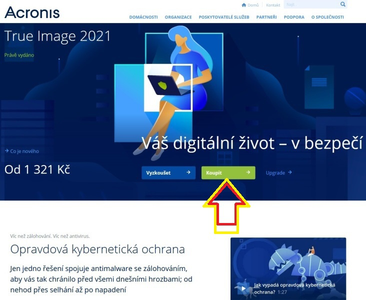 Acronis True Image 2021 download 1