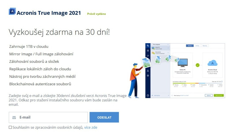 Acronis True Image 2021 download 2
