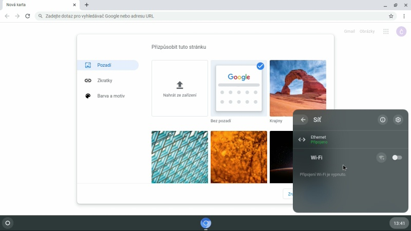 Chrome OS instalace 35