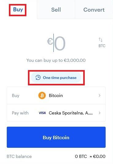 Coinbase návod 18