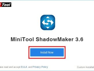 MiniTool ShadowMaker FREE 03