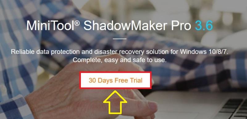 MiniTool ShadowMaker PRO 02