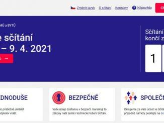 Online sčítání lidu 2021