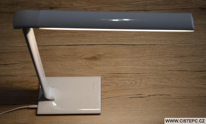 Solight WO37-W stolní dotyková led lampa 11
