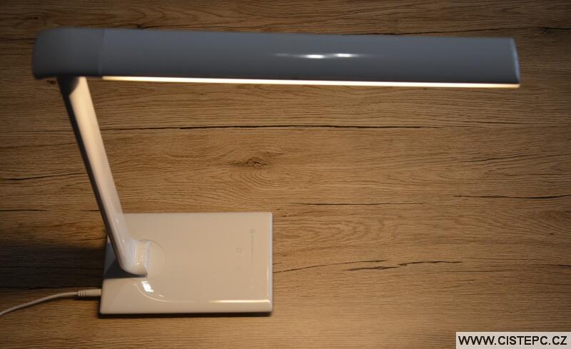 Solight WO37-W stolní dotyková led lampa 12