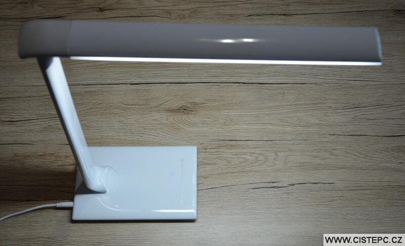 Solight WO37-W stolní dotyková led lampa 14