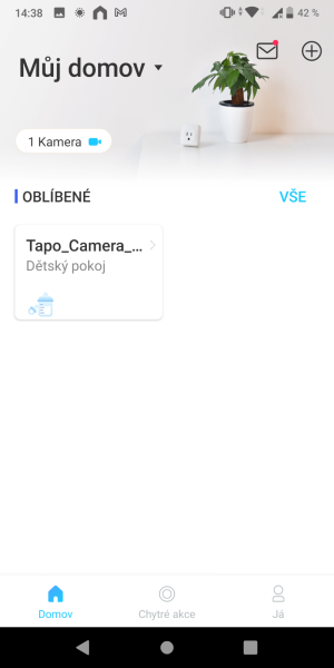 TP-Link Tapo aplikace 12