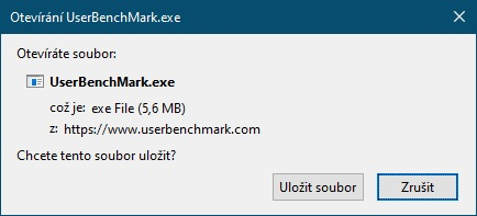 UserBenchmark 2