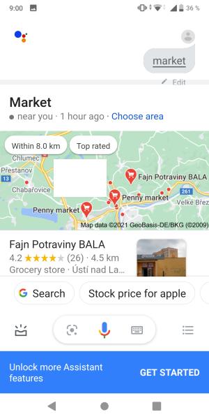 Google Asistent 5