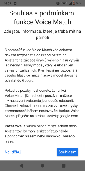 Google Asistent 7