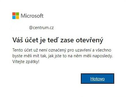 Jak otevřít účet Microsoft 03