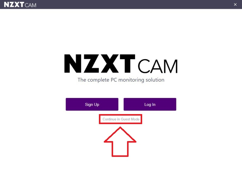 NZXT Cam 03