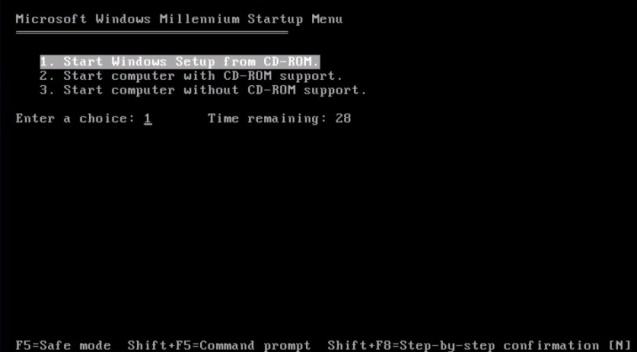 Windows ME (Millenium Edition) 2
