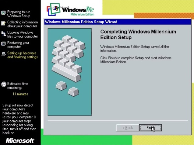 Windows ME (Millenium Edition) 19