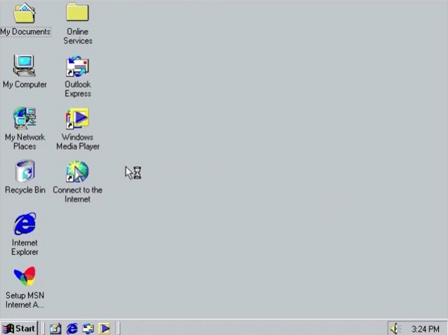 Windows ME (Millenium Edition) 23