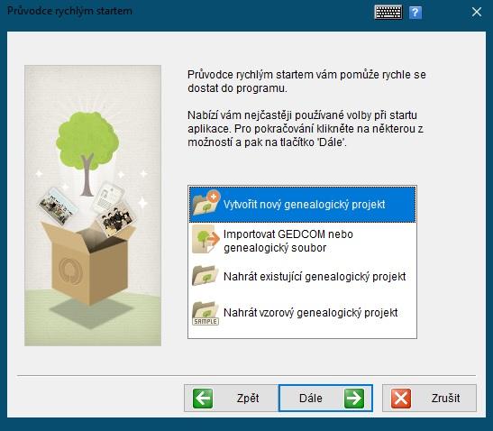 08 Jak sestavit rodokmen - MyHeritage Family Tree Builder