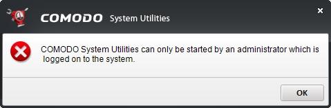 Comodo System Utilities 03