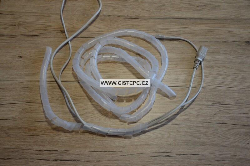 Jak schovat kabely od pc