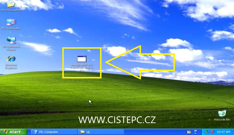 Windows XP Service pack 4 - 1