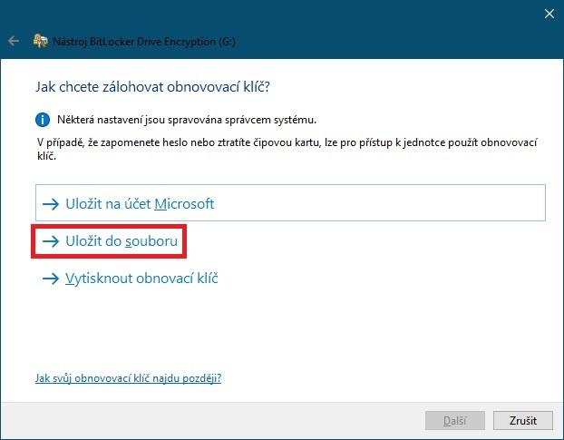 BitLocker ve Windows 10 - 04