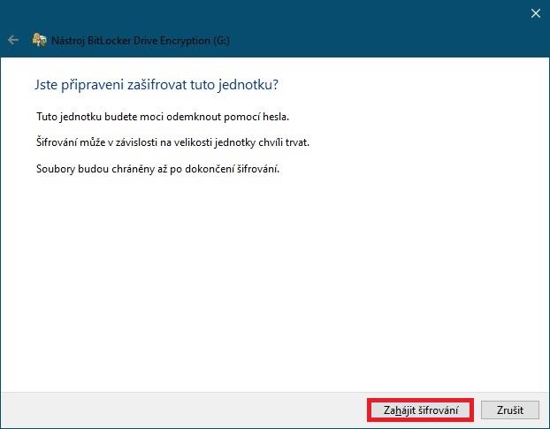 BitLocker ve Windows 10 - 08