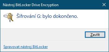 BitLocker ve Windows 10 - 10