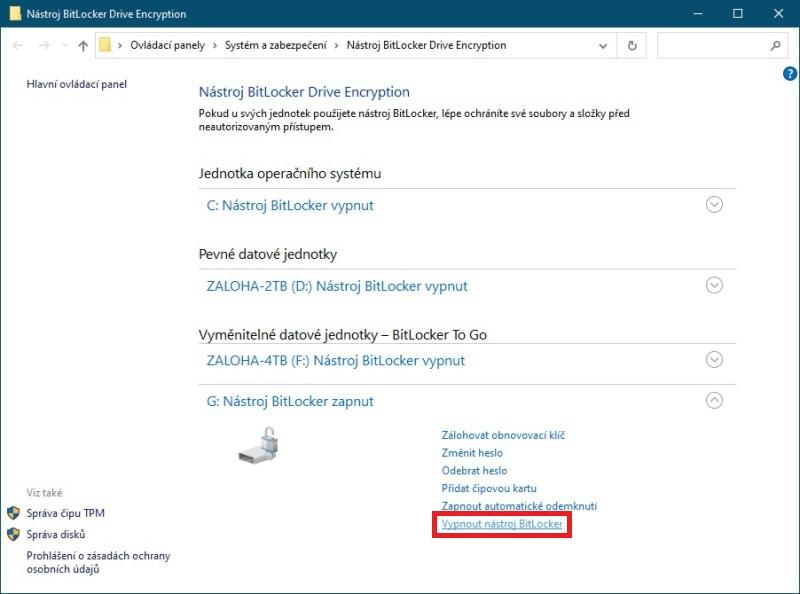BitLocker ve Windows 10 - 14
