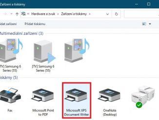Jak odebrat Microsoft XPS ve Windows 10 - 1-