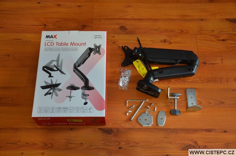 Držák monitoru na stůl - MAX