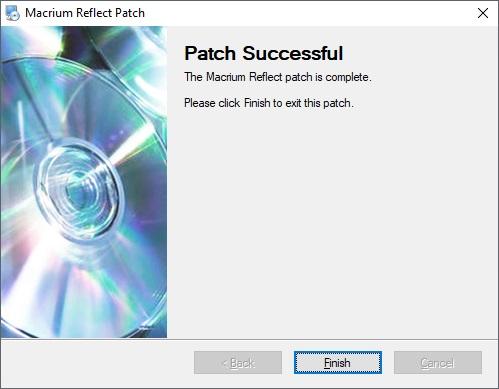 Macrium Reflect 7 free edition 15